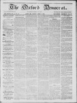 The Oxford Democrat: Vol. 15, No. 11 - April 08,1864