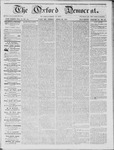 The Oxford Democrat: Vol. 15, No. 14 - April 29,1864