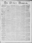 The Oxford Democrat: Vol. 15, No. 15 - May 06,1864
