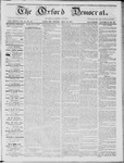The Oxford Democrat: Vol. 15, No. 16 - May 13,1864