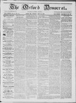 The Oxford Democrat: Vol. 15, No. 17 - May 20,1864