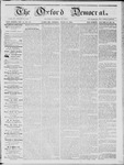 The Oxford Democrat: Vol. 15, No. 21 - June 17,1864