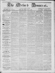 The Oxford Democrat: Vol. 15, No. 25 - July 15,1864