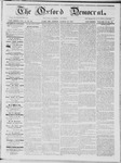 The Oxford Democrat: Vol. 15, No. 29 - August 19,1864