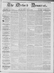 The Oxford Democrat: Vol. 15, No. 30 - August 26,1864
