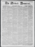 The Oxford Democrat: Vol. 15, No. 31 - September 02,1864