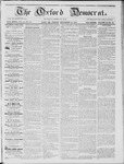 The Oxford Democrat: Vol. 15, No. 33 - September 16,1864