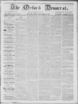The Oxford Democrat: Vol. 15, No. 34 - September 23,1864