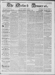 The Oxford Democrat: Vol. 15, No. 36 - October 07,1864