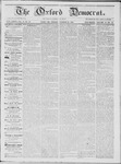 The Oxford Democrat: Vol. 15, No. 39 - October 28,1864
