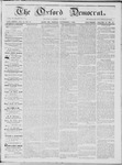 The Oxford Democrat: Vol. 15, No. 40 - November 04,1864