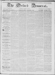 The Oxford Democrat: Vol. 15, No. 45 - December 09,1864
