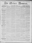 The Oxford Democrat: Vol. 15, No. 48 - December 30,1864