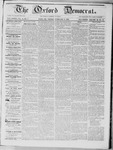 The Oxford Democrat: Vol. 16, No. 2 - February 03,1865