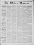 The Oxford Democrat: Vol. 16, No. 3 - February 10,1865
