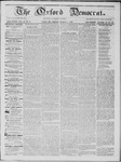 The Oxford Democrat: Vol. 16, No. 6 - March 03,1865