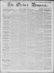 The Oxford Democrat: Vol. 16, No. 7 - March 10,1865