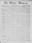 The Oxford Democrat: Vol. 16, No. 8 - March 17,1865