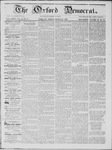The Oxford Democrat: Vol. 16, No. 9 - March 24,1865