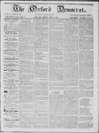 The Oxford Democrat: Vol. 16, No. 11 - April 07,1865