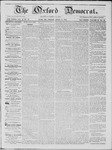 The Oxford Democrat: Vol. 16, No. 12 - April 14,1865