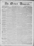 The Oxford Democrat: Vol. 16, No. 13 - April 21,1865