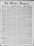 The Oxford Democrat: Vol. 16, No. 14 - April 28,1865