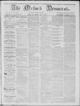 The Oxford Democrat: Vol. 16, No. 16 - May 12,1865