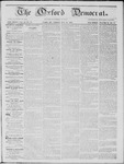 The Oxford Democrat: Vol. 16, No. 17 - May 19,1865