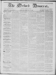 The Oxford Democrat: Vol. 16, No. 18 - May 26,1865