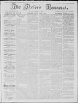 The Oxford Democrat: Vol. 16, No. 20 - June 09,1865