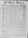 The Oxford Democrat: Vol. 16, No. 22 - June 23,1865