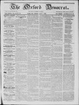 The Oxford Democrat: Vol. 16, No. 24 - July 07,1865