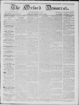 The Oxford Democrat: Vol. 16, No. 25 - July 14,1865
