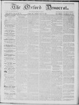 The Oxford Democrat: Vol. 16, No. 26 - July 21,1865