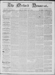 The Oxford Democrat: Vol. 16, No. 27 - July 28,1865
