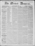 The Oxford Democrat: Vol. 16, No. 28 - August 04,1865