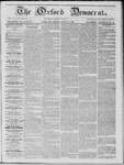 The Oxford Democrat: Vol. 16, No. 31 - August 25,1865