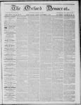 The Oxford Democrat: Vol. 16, No. 32 - September 01,1865