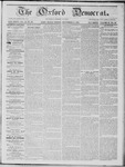 The Oxford Democrat: Vol. 16, No. 33 - September 08,1865
