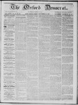 The Oxford Democrat: Vol. 16, No. 34 - September 15,1865