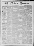 The Oxford Democrat: Vol. 16, No. 35 - September 22,1865