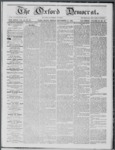 The Oxford Democrat: Vol. 16, No. 36 - September 29,1865