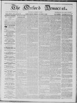 The Oxford Democrat: Vol. 16, No. 37 - October 06,1865