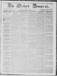 The Oxford Democrat: Vol. 16, No. 38 - October 13,1865