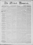 The Oxford Democrat: Vol. 16, No. 40 - October 27,1865