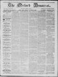 The Oxford Democrat: Vol. 16, No. 42 - November 10,1865