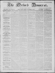 The Oxford Democrat: Vol. 16, No. 43 - November 17,1865