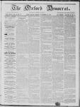 The Oxford Democrat: Vol. 16, No. 44 - November 24,1865