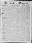 The Oxford Democrat: Vol. 16, No. 45 - December 01,1865